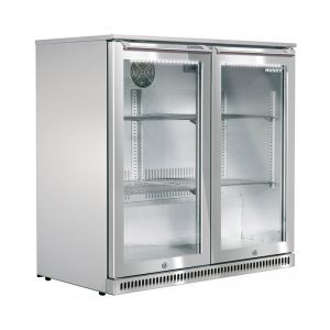 Husky Double Door Outdoor Alfresco Bar Fridge