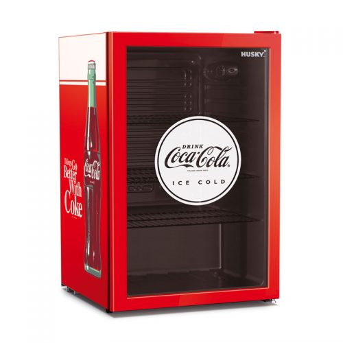 Coca-Cola Glass Door Undercounter Bar Fridge