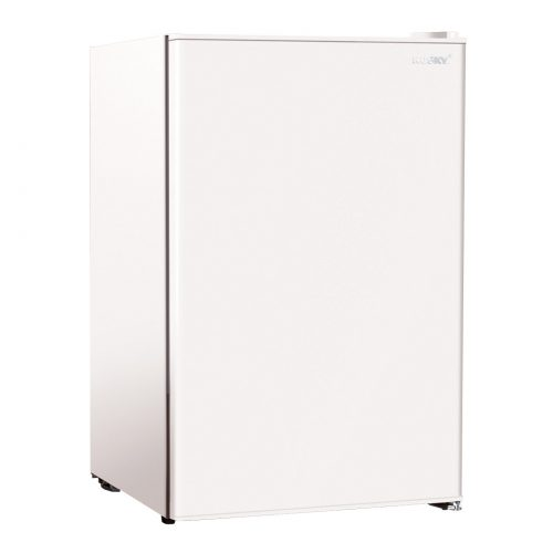 CKK110-265-WHAU - 118L Solid Door Under Counter Bar Fridge in White