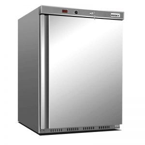 Husky Single Solid Door Undercounter Commercial Refrigerator