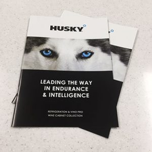 Husky Refrigeration Product Brochure