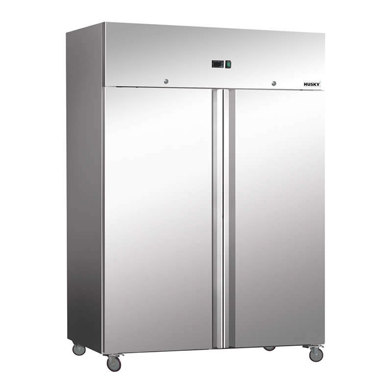 Double Door Upright Freezer | FGN1400-AU-AL