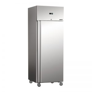 Husky FGN700-AU-AL Upright Single Door Commercial Freezer