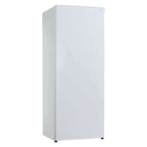 HUS-172VFWH - Husky 172L Solid Door Vertical Freezer - Door Closed