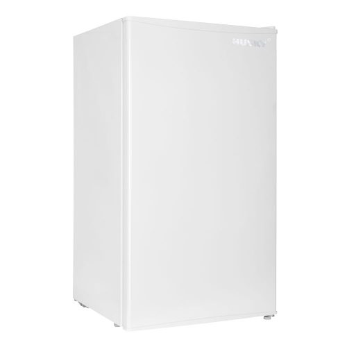 HUS-95WH - Husky 95L Solid Door Under Counter Fridge in White