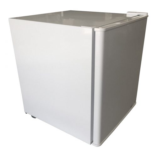 50L Compact Solid Door Bar Fridge by Husky in White - CKK50-263-WH-AU