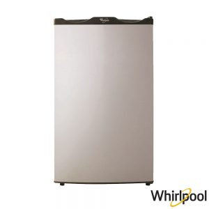 WRO12SS - Whirlpool 120L Solid Door Under Counter Bar Fridge (Front)